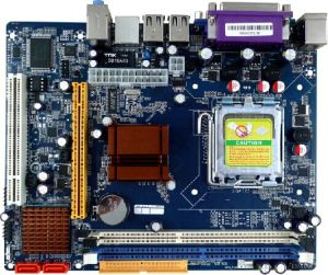 Esonic Boxd G41 Combo Motherboard 775 DDR2 DDR3 pictures & photos