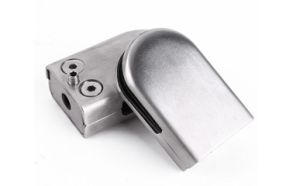 Glass Clamp Bracket Clip Holder for Balustrade Staircase 8-10mm Glass pictures & photos