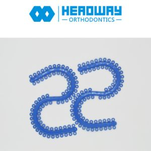 Orthodontic Product, Elastic Headway Orthodontic Elastomeric Separator with Ce pictures & photos