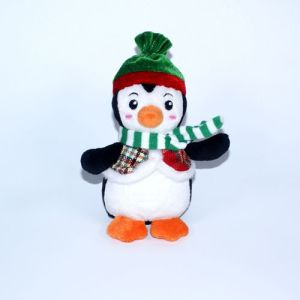 Plush Christmas Decoration Penguin pictures & photos