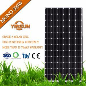 300W Mono PV Solar Power Flexible Photovoltaic Module Solar Panel pictures & photos