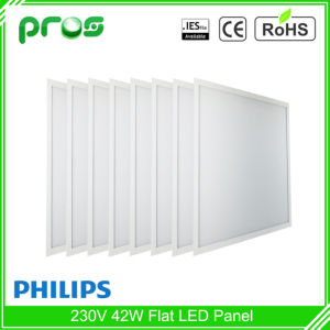 Ultra Thin LED Panel Light, 600*600 LED Ceiling Slim Downlight pictures & photos