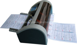 Ssb-01 Semi-Automatic Business Card Slitter Machine pictures & photos