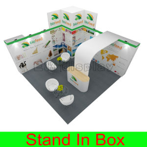 Standard Portable Modular Exhibition Display Booth pictures & photos