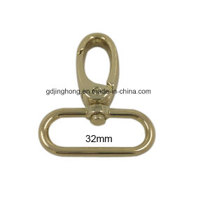 Cheap Promotional 3.2cm Swivel Metal Bag Hook pictures & photos