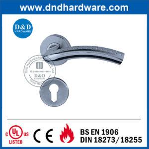 Door Hardware Casting Lever Handle pictures & photos
