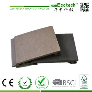 Water-Proof Outdoor Wood Plastic Composite Wall Panel/Decoration Wall Cladding pictures & photos