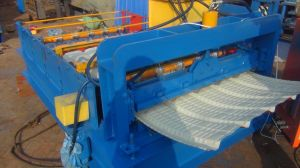 Dx Roofing Sheet Crimping Machine with Ce Certificate pictures & photos