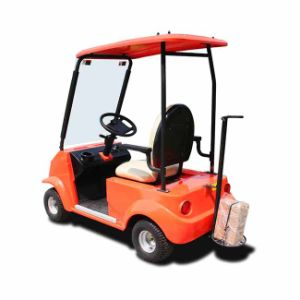 1 Seat Zero Emission Electric Vehicle for Sale Dg-Cm1 with CE Certificate pictures & photos