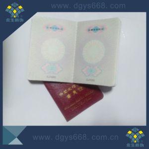 Custom Membership Certificate Anti-Counterfeiting Printing pictures & photos