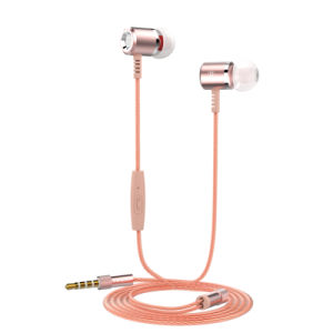 Wholesale Handsfree Sports Metal Earbuds Metal Earphone for iPhone pictures & photos