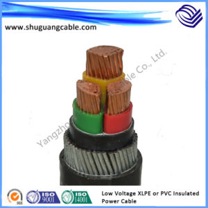 LV/Lszh/Flame Retardant/XLPE Insulated/PE Sheathed/Sta/Power Cable pictures & photos
