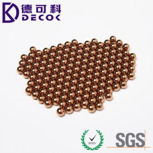 0.5mm to 30 mm G500 C11000 T2 Steel Balls Pure Copper Ball pictures & photos