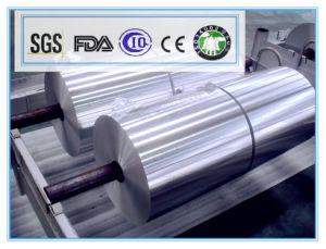 Disposable Convenient Food Use Aluminum Foil with 8011-0 0.014X295mm pictures & photos