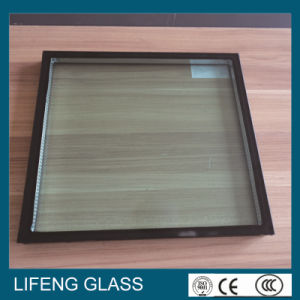 Double Glazing Insulated Hollow Glass with High Quality