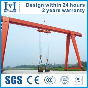 Mobile Tower Single Girder Goliath Gantry Crane Lifting Machines