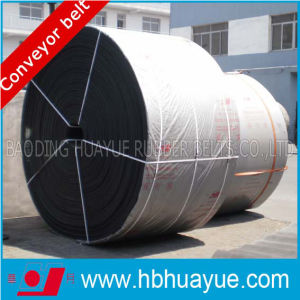 PVC/Pvg Heavy Load Whole Core Fire Retardant Conveyor Belt pictures & photos