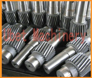 High Precision Metal Helical Gear Shaft pictures & photos
