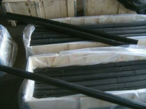 Soft Black Annealed /Galvanized Cut Straight Iron Binding Tie Wire pictures & photos