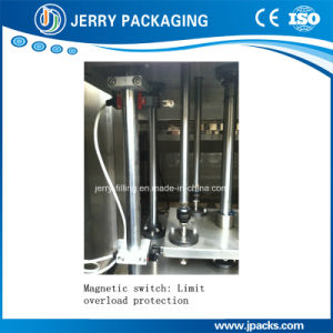 1-5L Automatic Detergent Lotion Piston Liquid Filling Machine for Bottles pictures & photos