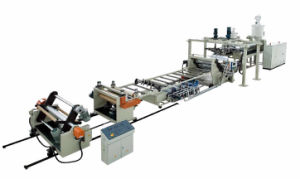 GPPS LED Light-Diffusing Sheet Extrusion Line, Production Machinery. pictures & photos