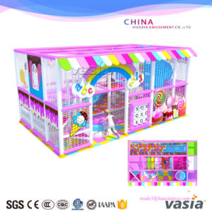 Kids Soft Playground for Play Toys Plastic Playground pictures & photos