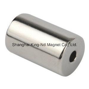 High Performance Custom Ring Neodymium Magnet pictures & photos