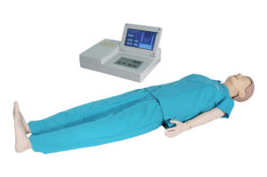 Medical Education Advanced LCD Display Human CPR Training Manikin