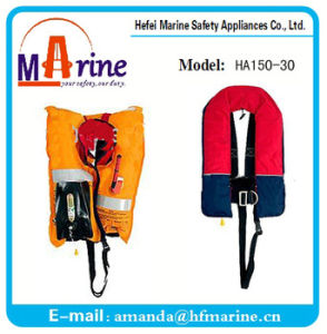 75n Auto Inflatable Children Life Jacket pictures & photos