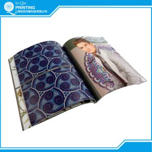 Printing Art Paper Perfect Binding Clothes Catalogues pictures & photos