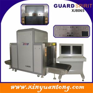 Security for Hotel X-ray Baggage Scanner, Cheap X-ray Machine Prices Xj8065 pictures & photos