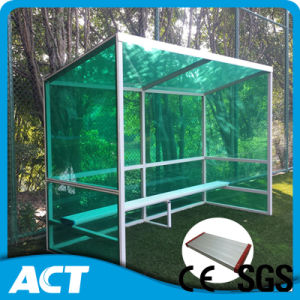 Aluminum Players Bench for Soccer, Football, etc. pictures & photos