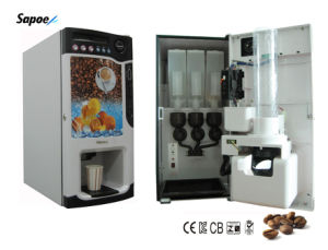 Hot & Cold Automatic Coffee Machine for Family Commercial Sc-8703bc3h3