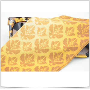 Digital Transfer Printing Microfiber Sunglasses Pouch pictures & photos