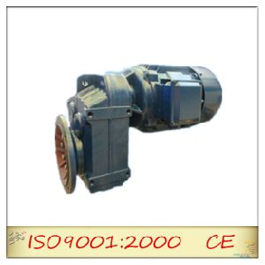 Stdrive F Series Flange Mounted Parallel Bevel Gearbox