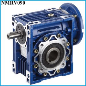 Squre Flange Power Transmission Motovario Like Mechanical Variable Nmrv Aluminium Alloy Worm Gearbox pictures & photos