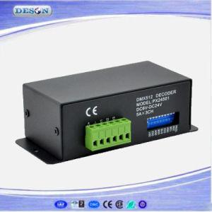5A*3 Channel Constant Voltage LED DMX Controller pictures & photos