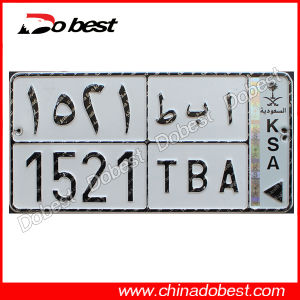 Auto License Plate for Mexica pictures & photos