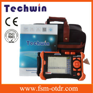 OTDR Techwin OTDR Testing Equal to Yokogawa OTDR pictures & photos