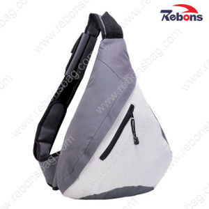One Shoulder Strap Man Leisure Travel Hiking Backpacks pictures & photos