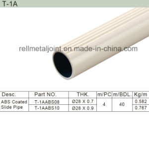 ABS Coated Slide Pipe/ Lean Pipe (T-1A) pictures & photos