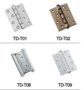 Stainless Steel Hinge Wood Door Hinge Td-T01 pictures & photos