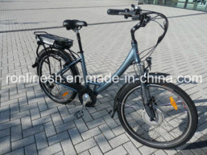 Low Step or Step Through 250W Electric Bicycle/Bike/E Bike/Pedelec, 36V, 15ah Lithium CE pictures & photos