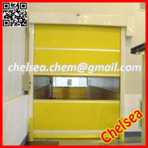 Plastic Storage Electric Industry High Speed PVC Door (ST-001) pictures & photos