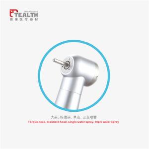Tealth High Speed Push Button Dental Turbine Handpiece pictures & photos