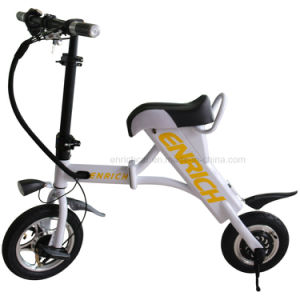 New Fashion 2016 Hot Sale Mini Folding Electrical Bike pictures & photos
