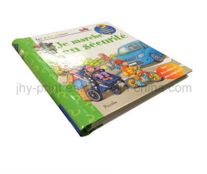 Glossy Lamination Hardcover Child Book Printing (jhy-285) pictures & photos