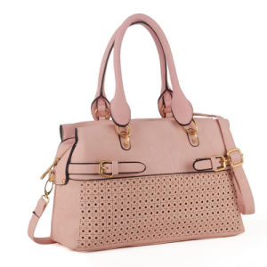 Floral Hollow out Fashion Lady Shoulder Handbag pictures & photos