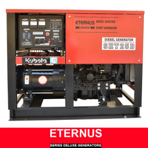 Electric Start Industrial Generator Set (ATS1080) pictures & photos