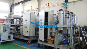 Hot Sale Waste Engine Oil Recycling Plant by China Supplier pictures & photos
